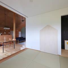 ひろばⅡ: JMA(Jiro Matsuura Architecture office)が手掛けた和室です。,