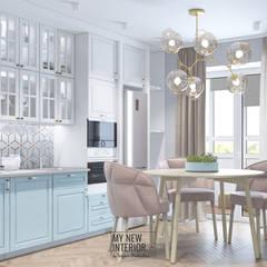 Built-in kitchens by Татьяна Черкашина | My New Interior