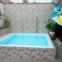 Garden Pool by Pool Solei,