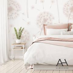Dan de Lion: Dormitorios de estilo  por Alba Home