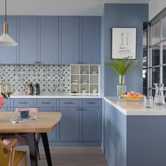 مطبخ تنفيذ 知域設計