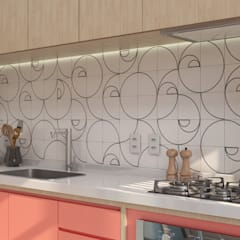by Estúdio 465 - Arquitetura & Interiores Modern MDF