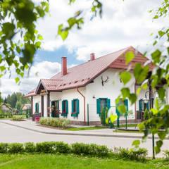 Hotel houses: Ресторации в . Автор – mlynchyk interiors