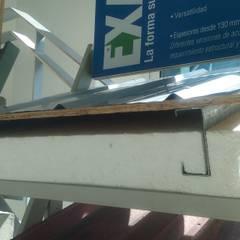 Gable roof by Casas del Girasol- arquitecto Viña del mar Valparaiso Santiago