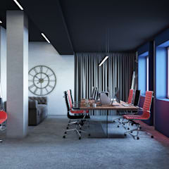 Office buildings by mlynchyk interiors