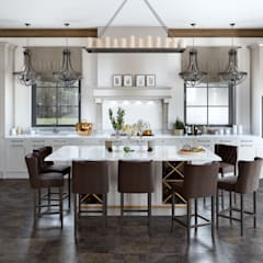 Residence: Кухни в . Автор – mlynchyk interiors ,