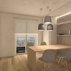 Built-in kitchens by Silvana Barbato, StudioAtelier