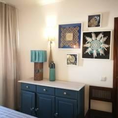 Small bedroom by Atelier  Ana Leonor Rocha