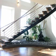 Stairs by Viviendo Verde, Asian