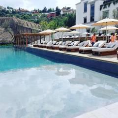 Infinity Pool by FM ARQUITECTOS