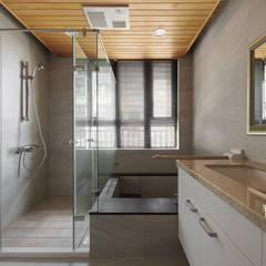 حمام تنفيذ 邑舍室內裝修設計工程有限公司, أسيوي