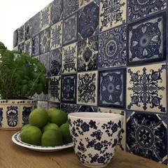 Kitchen units by Cerames, Mediterranean Ceramic
