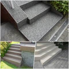 Stairs by Steinteppich der Balkon & Terrassenbelag deutschlandweit, Mediterranean Stone