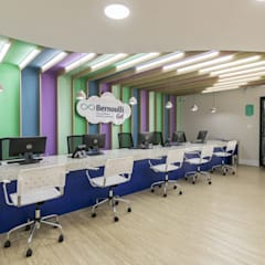 Bernoulli Go: Escolas  por Ivan Araújo Fotografia de Arquitetura