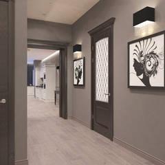 Corridor, hallway by Kordonskii