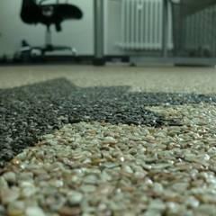 Fugenloser Boden aus Marmor für alle Räume: Steinteppich:  Boden von Steinteppich der Balkon & Terrassenbelag deutschlandweit