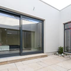 Cửa sổ gỗ by Marvin Windows and Doors UK