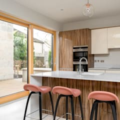 Sliding doors by Marvin Windows and Doors UK,