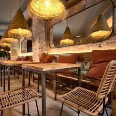 Locales gastronómicos de estilo  por MisterWils - Decoración Vintage