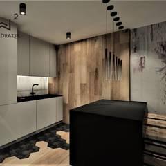 Unit dapur by Wkwadrat Architekt Wnętrz Toruń
