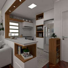 by DALL' ANESE ARQUITETURA Modern