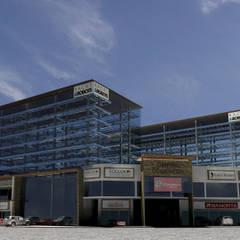 مراكز تسوق/ مولات تنفيذ Helicoide Estudio de Arquitectura,