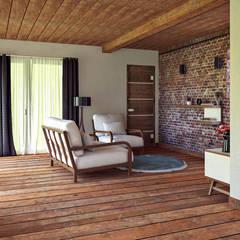 Renders (Visualización arquitectónica): Salas de estilo  por Arka Studio