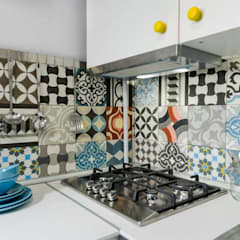 Small kitchens by Cerames, Classic
