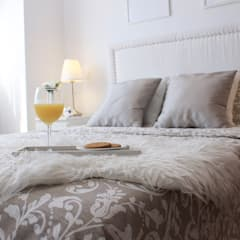 Home Staging: Dormitorios pequeños de estilo  de Litahome