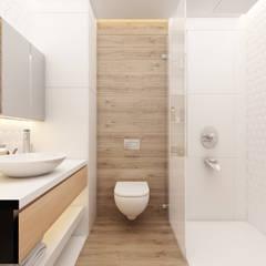 Beta İç Mimarlık – SV Evi:  tarz Banyo