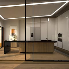 Habitação Unifamiliar T4 com Piscina - Levitada Tradição por Office of Feeling Architecture, Lda Moderno