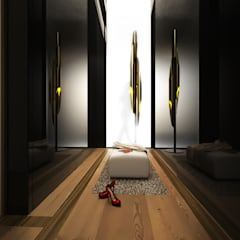 Dressing room by Office of Feeling Architecture, Lda, Modern