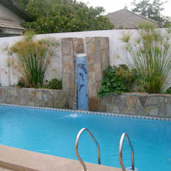 Garden Pool by AOG