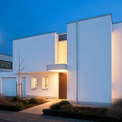 'Münster meets India'- Zuhause für zwei  Weltenbummler:  Villa von Hilger Architekten