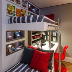 Cuartos infantiles de estilo  por BG arquitetura | Projetos Comerciais, Moderno