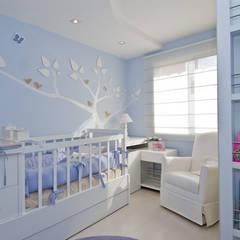 Cuartos infantiles de estilo  por BG arquitetura | Projetos Comerciais