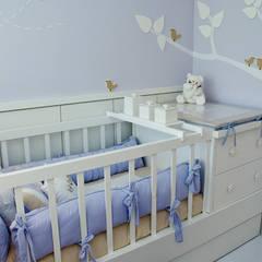 Chambre d'enfant moderne par BG arquitetura | Projetos Comerciais Moderne