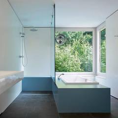 Wohnhaus Reinach: Badezimmer Von Ave Merki Architekten