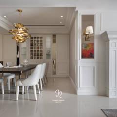 吾琚:  餐廳 by 成綺空間設計