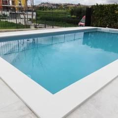 Garden Pool by PISCINE TECNOIMP