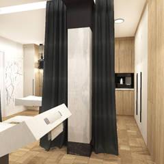 Projekt SPA w Zbąszyniu : styl , w kategorii Spa zaprojektowany przez ANNA HIRSZBERG 'HIRSZBERG' PRACOWNIA ARCHITEKTONICZNA