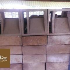 Roster Beton Minimalis - Omah Genteng - HP/WA: 08122833040:  Ruang Komersial by Omah Genteng