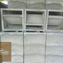 Roster Beton Minimalis - Omah Genteng - HP/WA: 08122833040: Hotels oleh Omah Genteng, Minimalis Beton