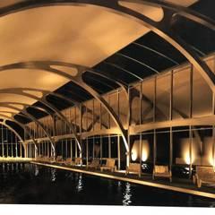 Garden Pool by MRH Arquitectos