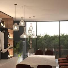 أجهزة إلكترونية تنفيذ Stockholm Barcelona Design - Interioristas en Barcelona