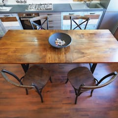 Dining room by nuovimondi di Flli Unia snc, Industrial