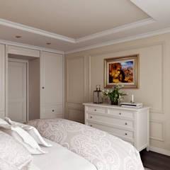 Petites chambres de style  par 'INTSTYLE'