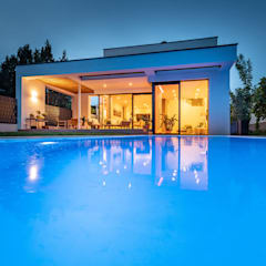 Pool by AL ARCHITEKT -  in Wien