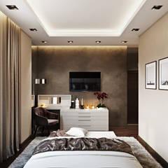 Habitaciones pequeñas de estilo  por 'INTSTYLE'