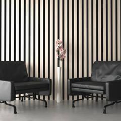 Quintana Valencia Abogados: Oficinas y Tiendas de estilo  por Pragma - Diseño